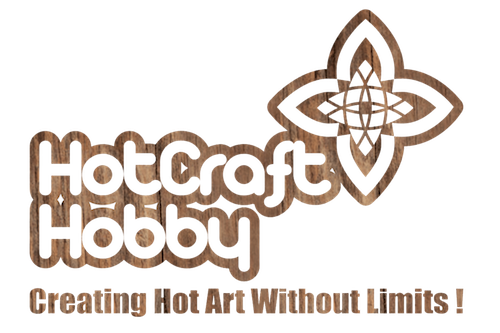 Guaranteed Success in Pyrography – Your love at first sight in woodburning (with DVD)